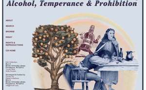 Temperance and prohibition essays