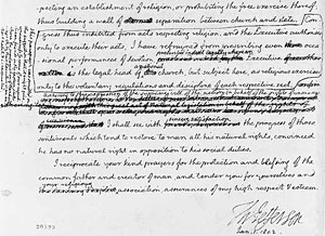 thomas jefferson biographical essay A college level essay on the confused president, thomas jefferson.