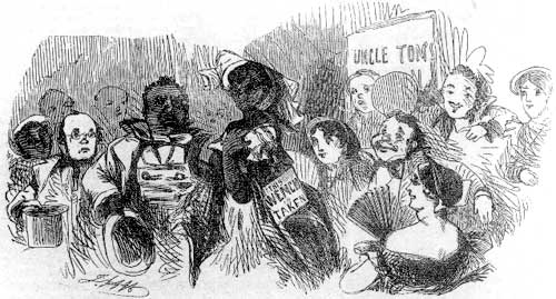 A Black Joke, <i>Yankee Notions</i>, September, 1854