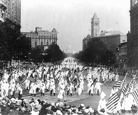 10 Hard Facts About The Ku Klux Klan In The Early 20th Century